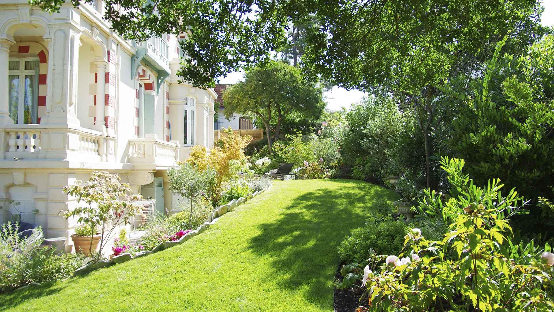 Villa Arcachonnaise luxueuse