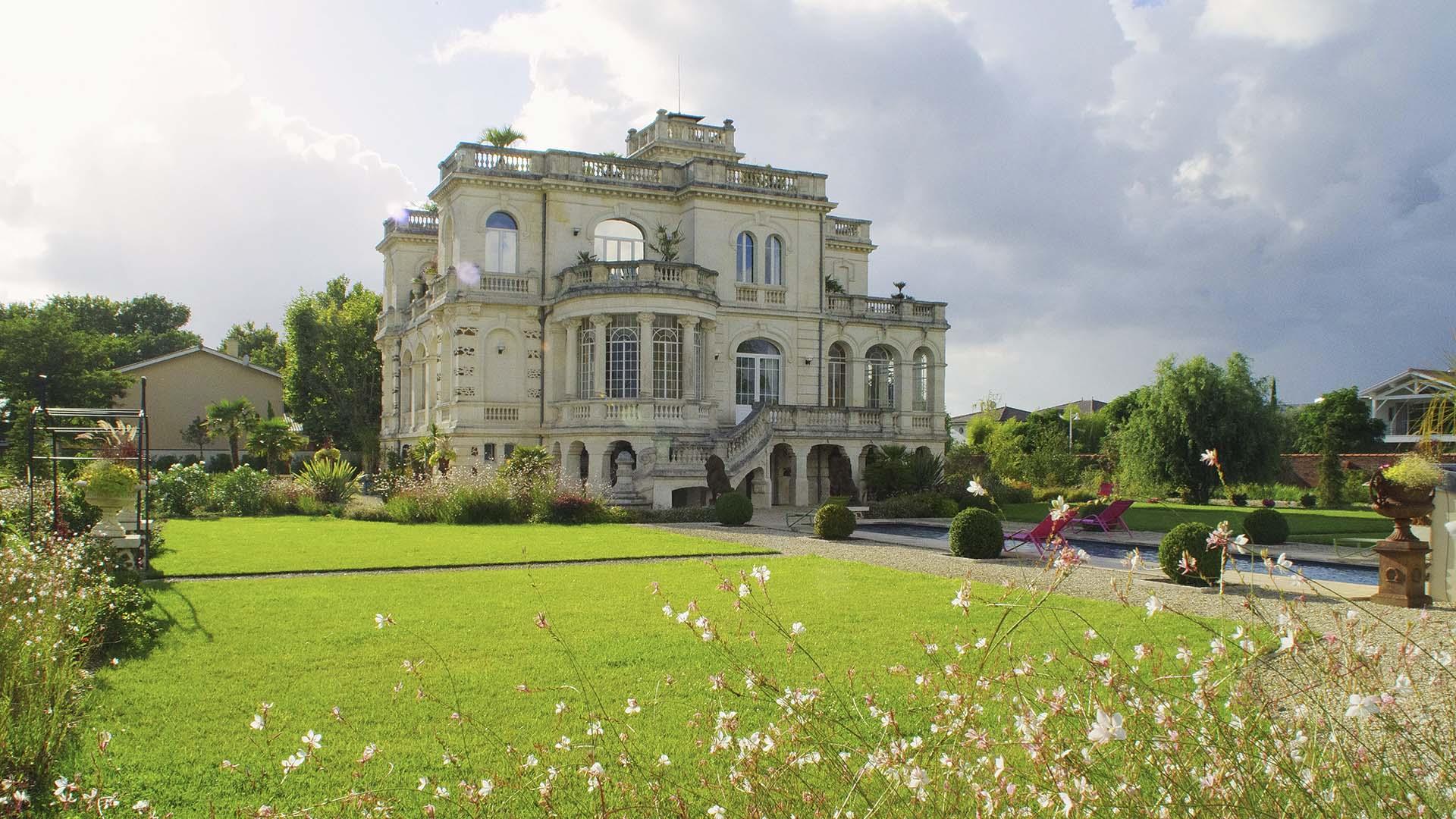 Parc du Château Mader